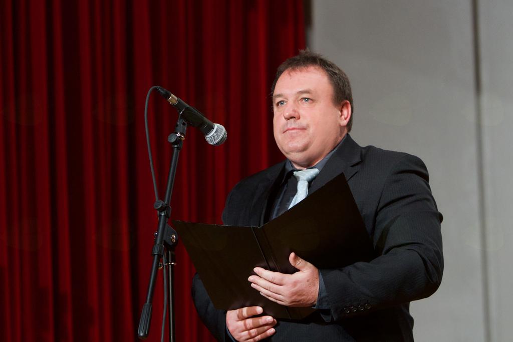 Župan Branko Petre (foto: M. Jambriško)