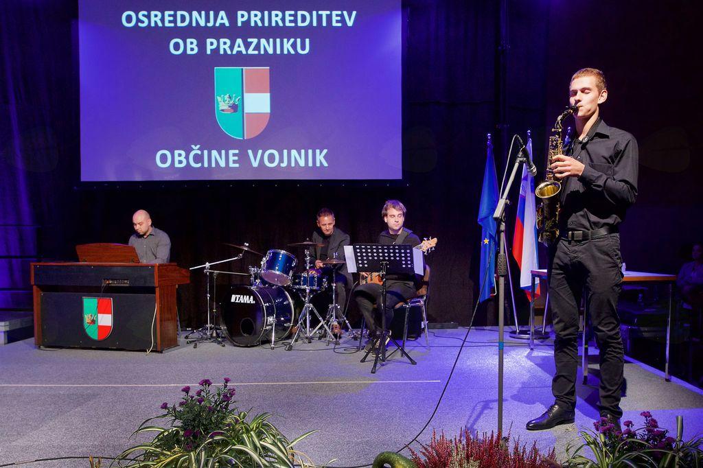 Tomaž Majcen Quartet