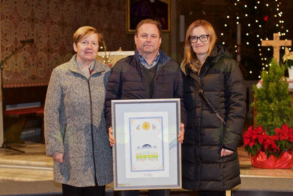Posebno priznanje je prejela tudi Kmetija Juteršek z Dednega Vrha.