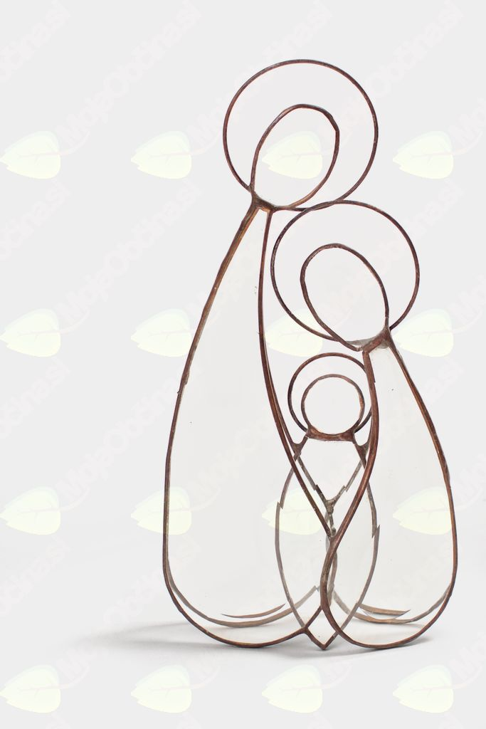 Steklene jaslice Ingrid Matičič iz Unca