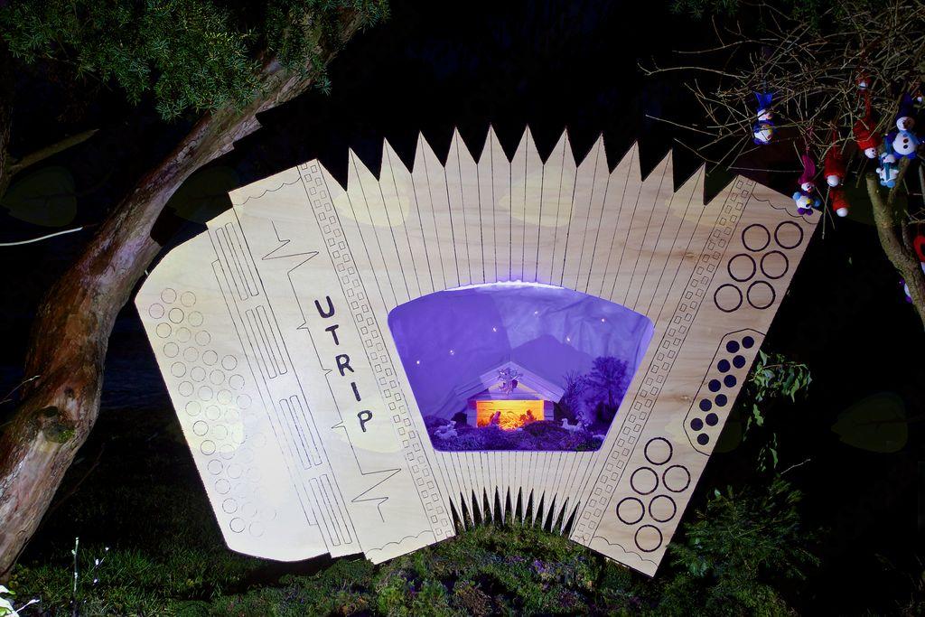 Ansambel Utrip je predstavil povsem edinstveno podobo.