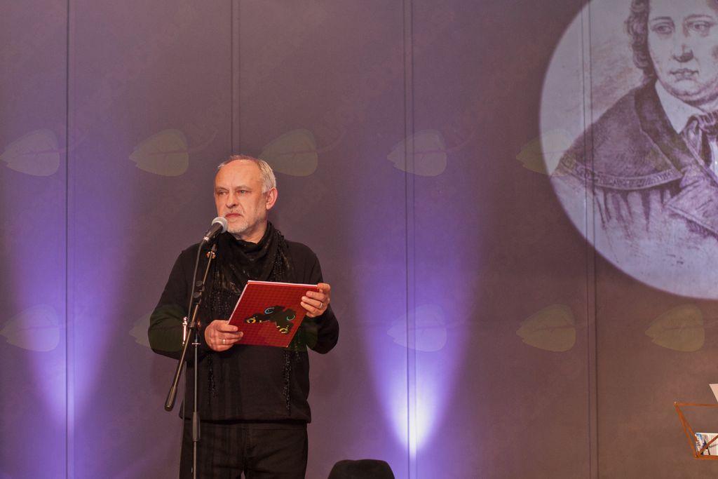 Slavnostni govornik Feri Lainšček