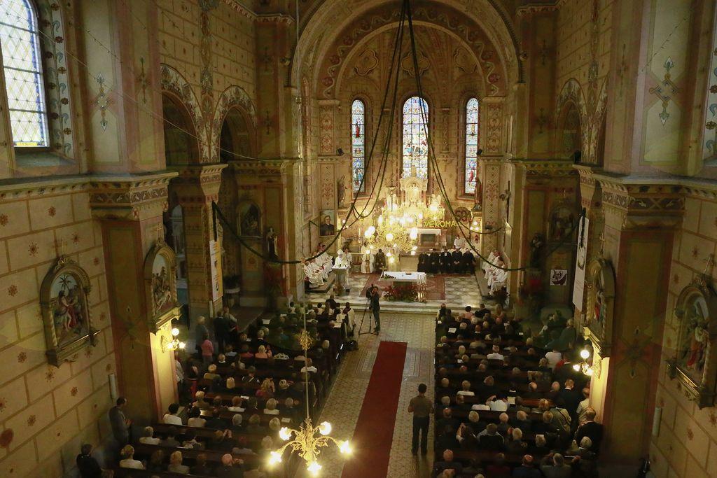 Cerkev svetega Jerneja v Vojniku