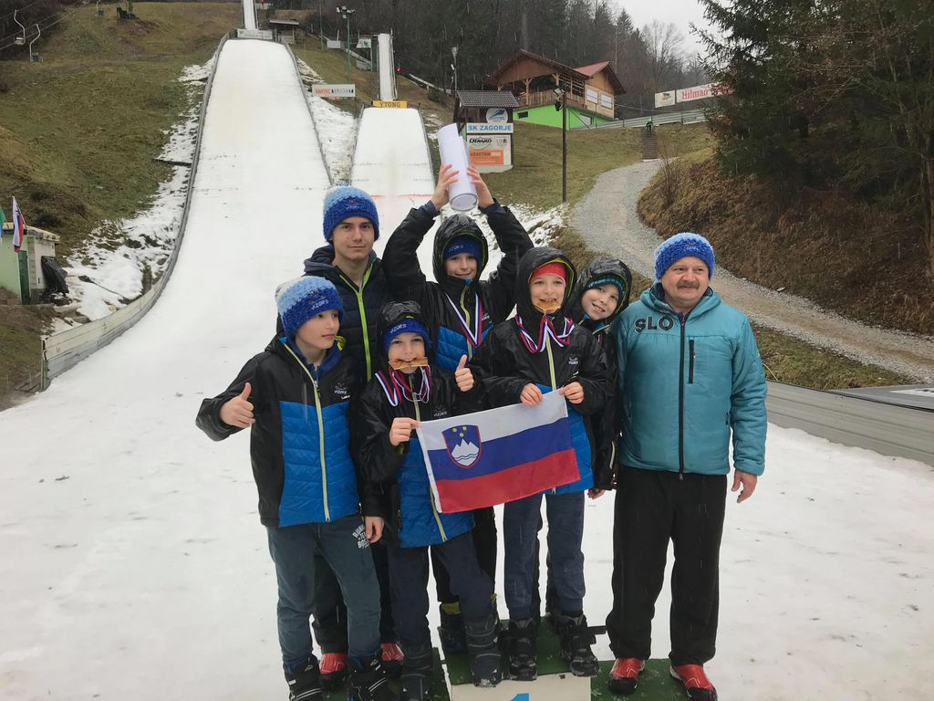 Veselje ob naslovu trikratnih državnih prvakov v Kisovcu