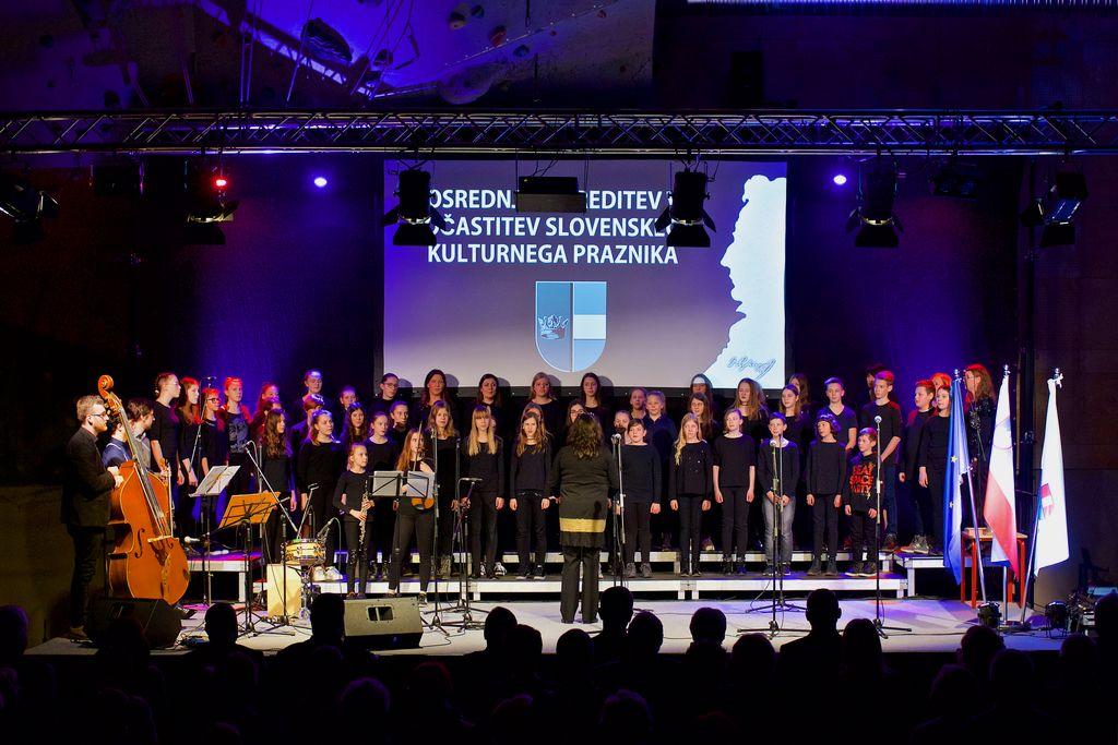 Mladinski pevski zbor OŠ Vojnik