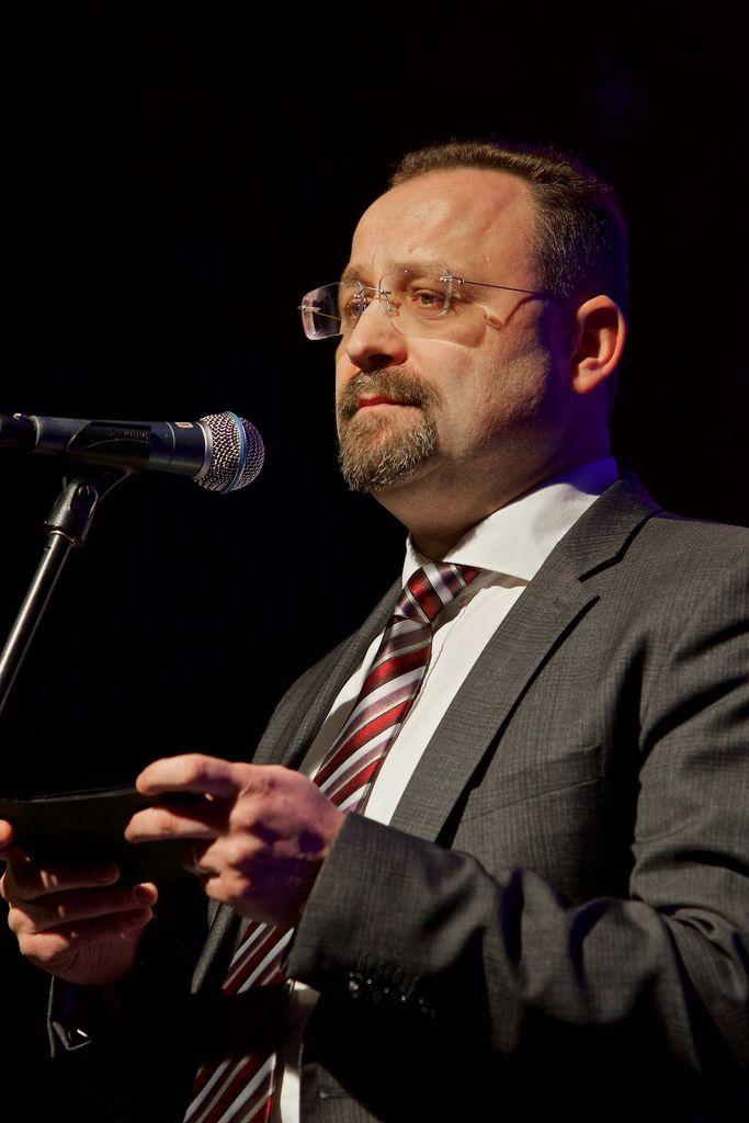 Simon Mlakar, ravnatelj Glasbene šole Celje