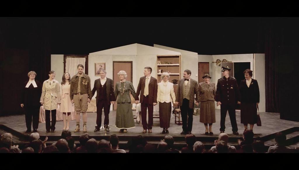 """ARZENIK IN STARE ČIPKE - Gledališka predstava v izvedbi Gledališke skupine """"Bc"""""""