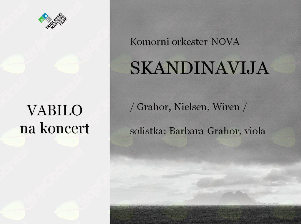 Koncert komorni orkester NOVA