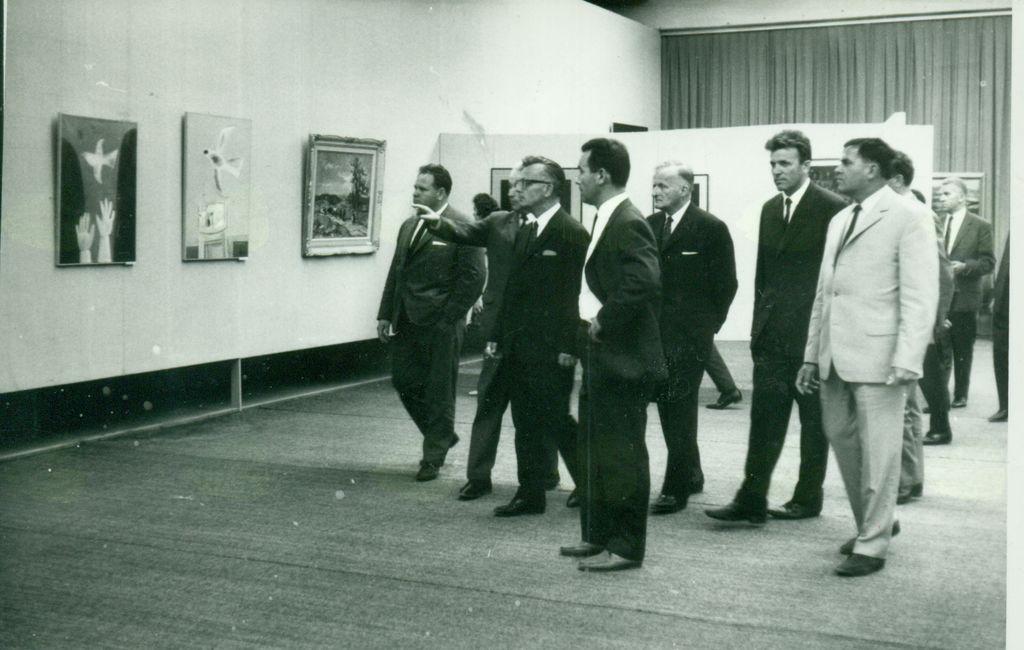 Mir, humanost in prijateljstvo med narodi, 1966
