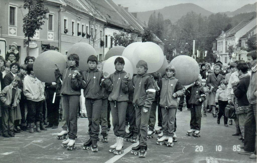Mi za mir, 1985