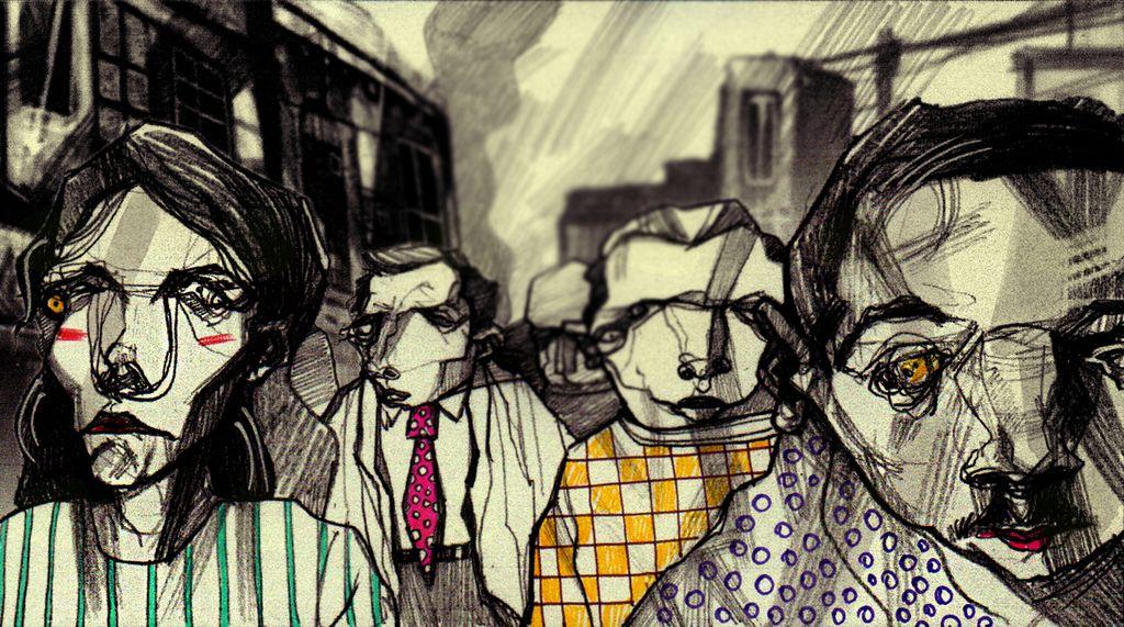 Čas za zgodbe – Delavnica z Juretom Markoto & Jalalom Maghoutom in projekcija filmov