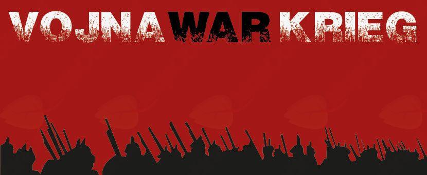 Vodstvo po razstavi Vojna