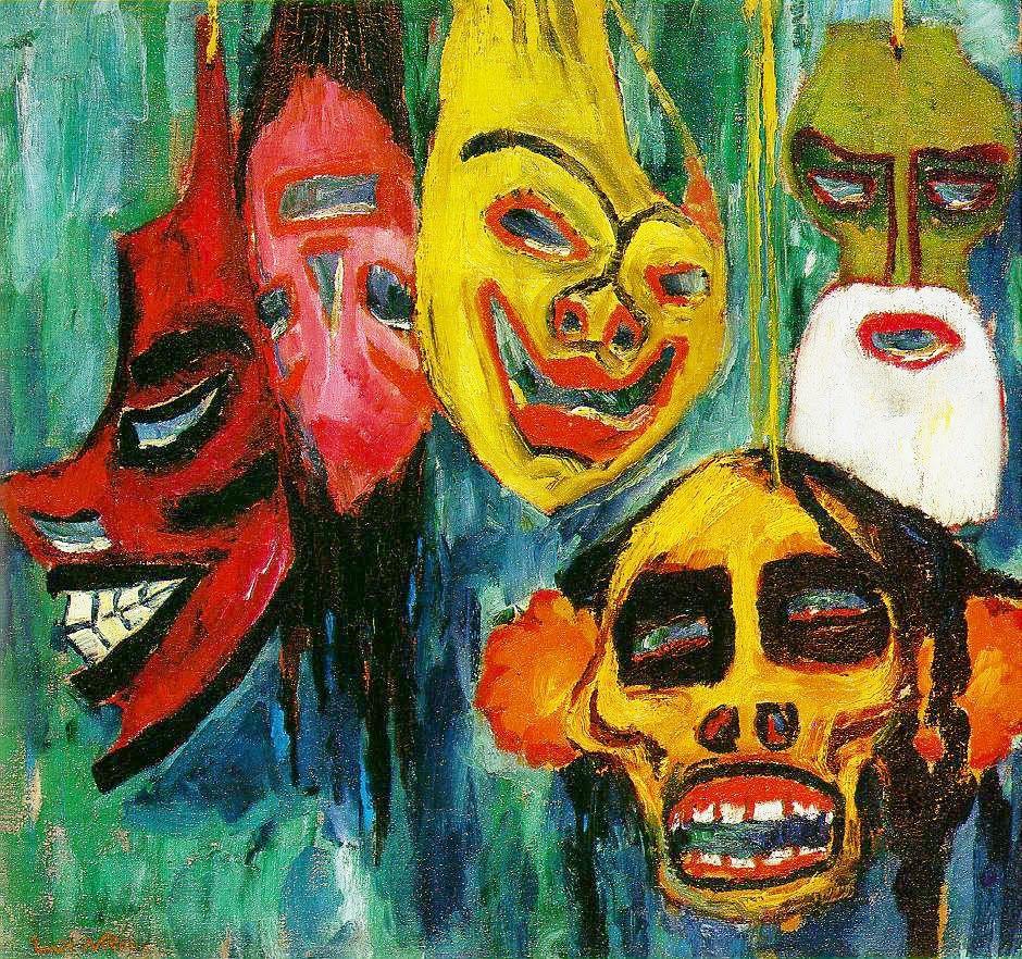 Poletna predavanja v KGLU: Tradicija ekspresionističnega slikarstva v evropski umetnosti