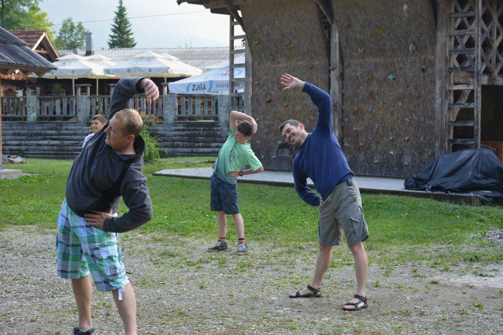 Gasilski tabor z adrenalinom