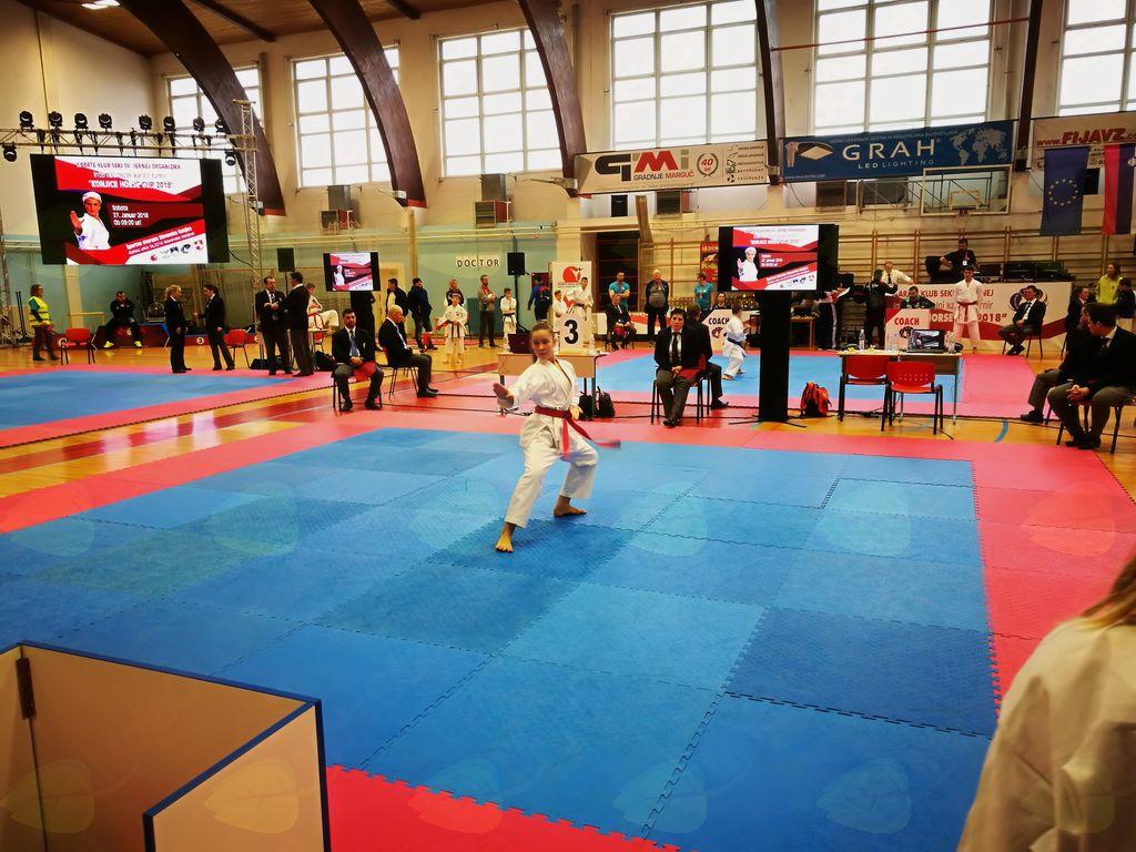 """Mednarodni karate turnir Konjice """"Horse Cup 2018"""""""