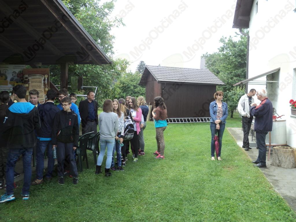 Dan odprtih vrat Čebelarskega društva Veržej