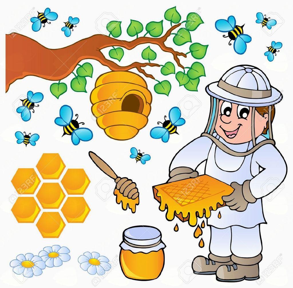 Otroška matineja: Čebelarjeve čebelice