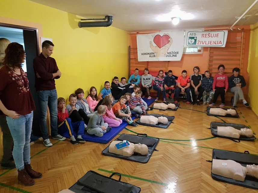 Otroci rešujejo življenja