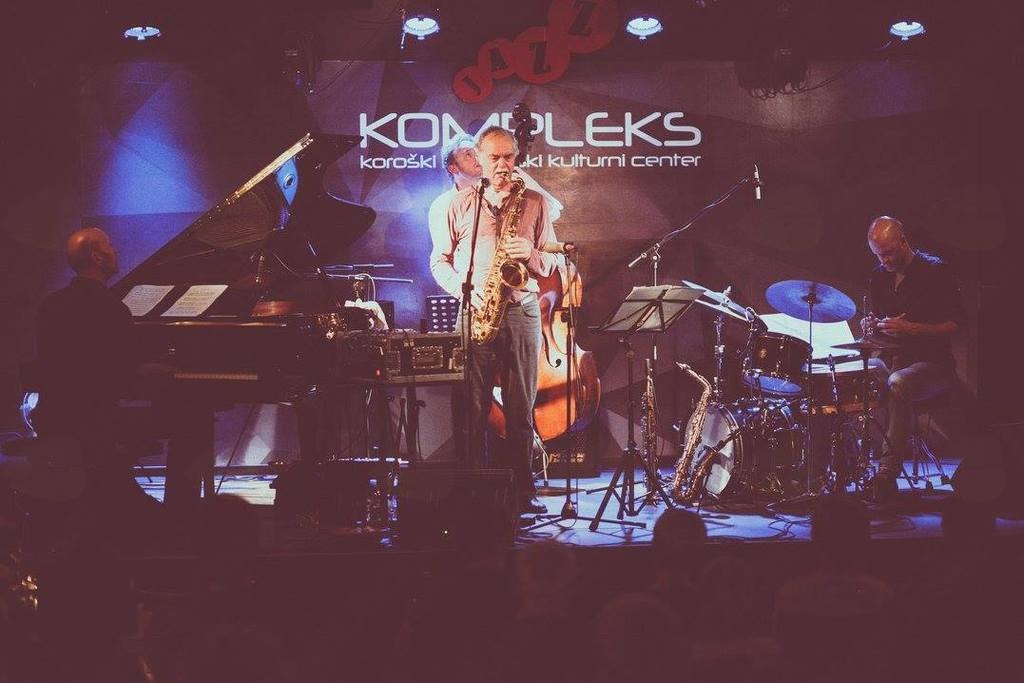 Karlheinz Miklin Quartet