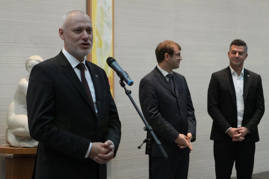 Državni zbor obeležil dan slovenske hrane in podprl projekt »Tradicionalni slovenski zajtrk«
