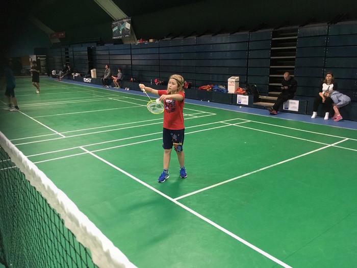 Tri koroške medalje na otroškem turnirju v badmintonu v Ljubljani