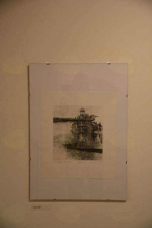 Sergei Balenok: Grafike