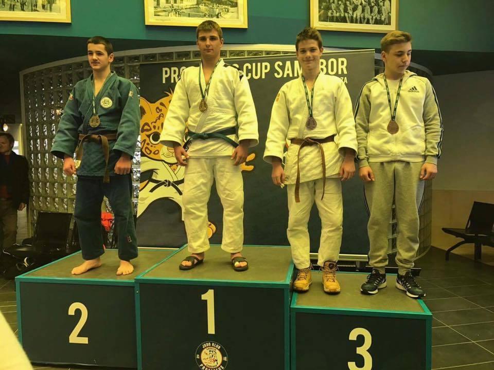 Mednarodni turnir v judo na Hrvaškem