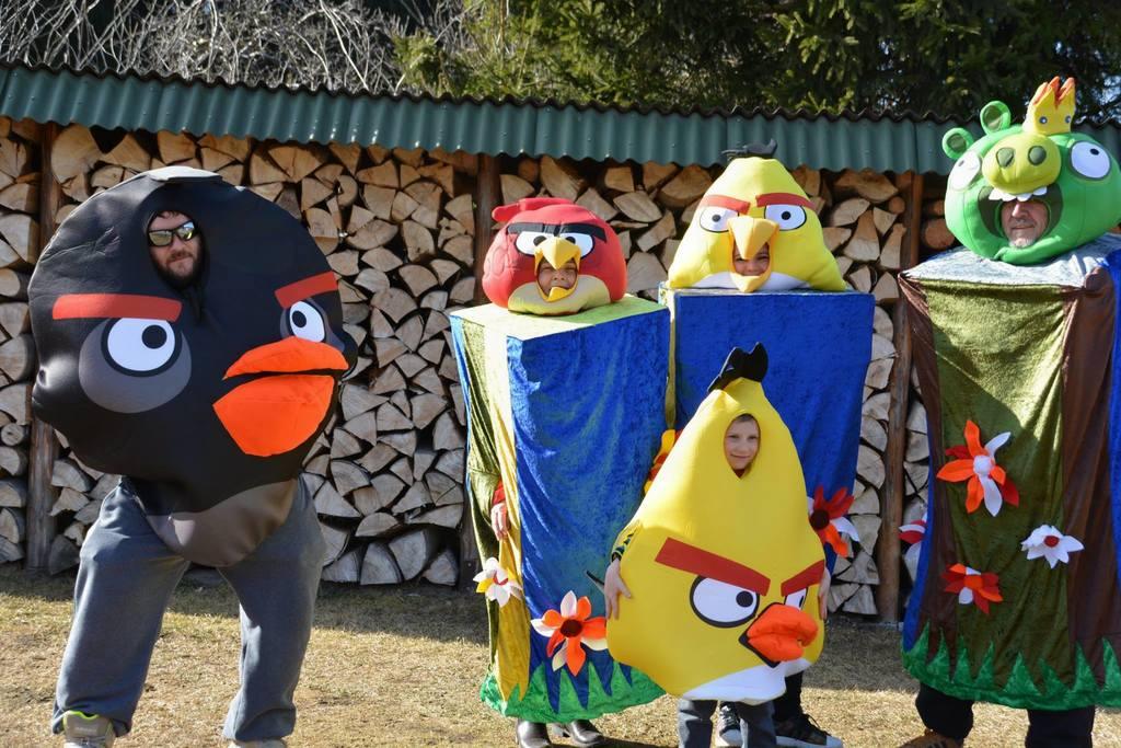 39. Koroški pustni karneval Kotlje 2017