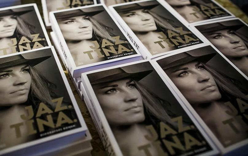 Tina Maze, Vito Divac: JAZ. TINA