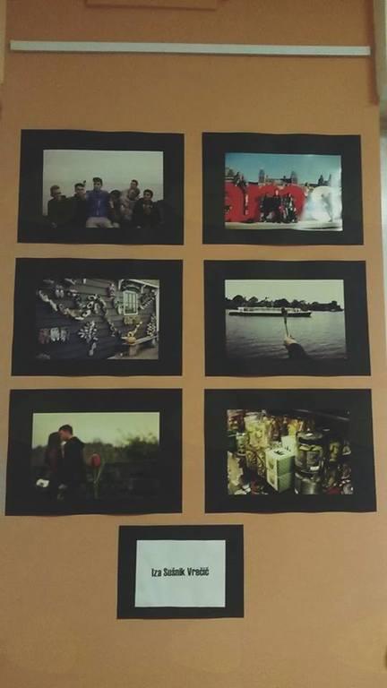 Otvoritev razstave fotografij v Kavarni plus