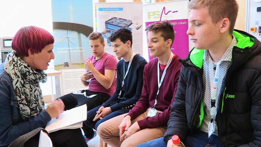 Državno srečanje elektro in računalniških šol  2017