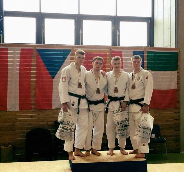 Mednarodni mladinski turnir v judo