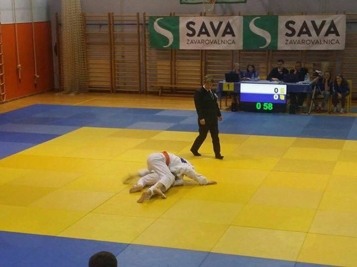 Državno prvenstvo v judo