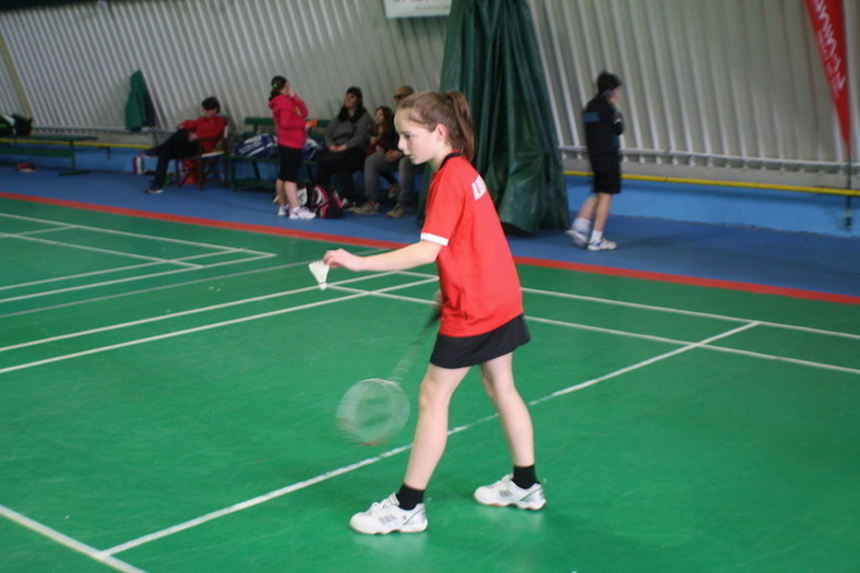 Turnir v badmintonu
