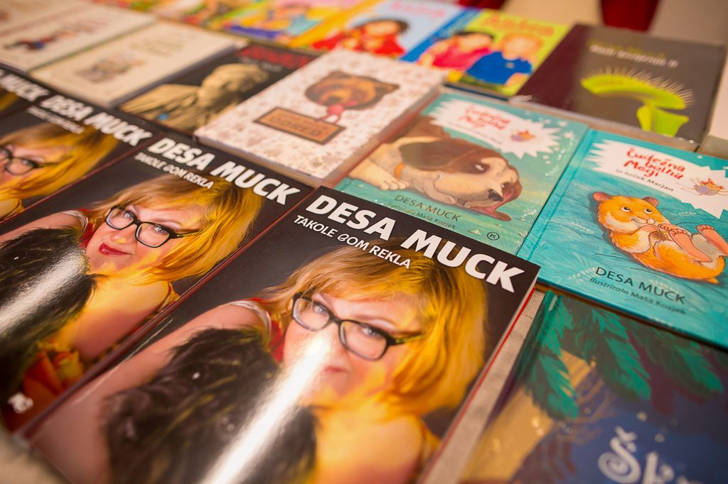Desa Muck in njen svet