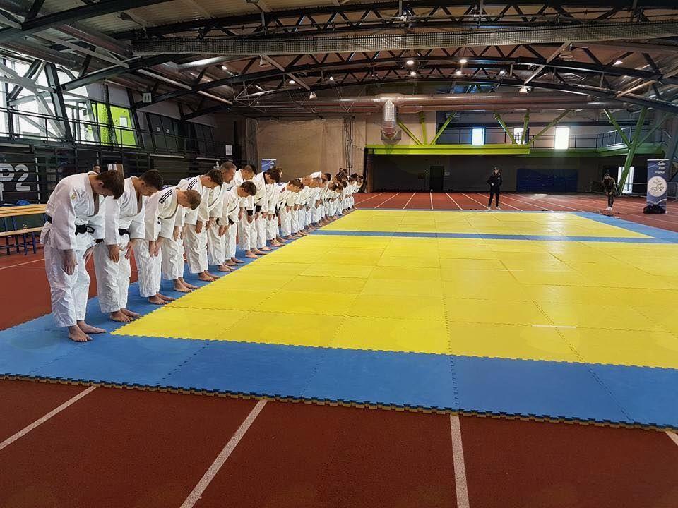 KATA delavnica v judo