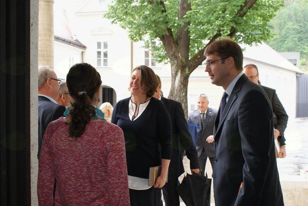 Delovni obisk evropske komisarke mag. Violete Bulc