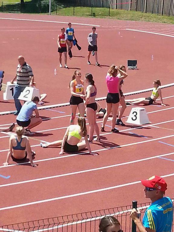 Državno finale v atletiki za srednje šole