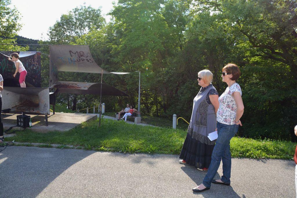 Dan odprtih vrat EU na Formi vivi Ravne, 10. junij 2017 EU projekt, moj projekt