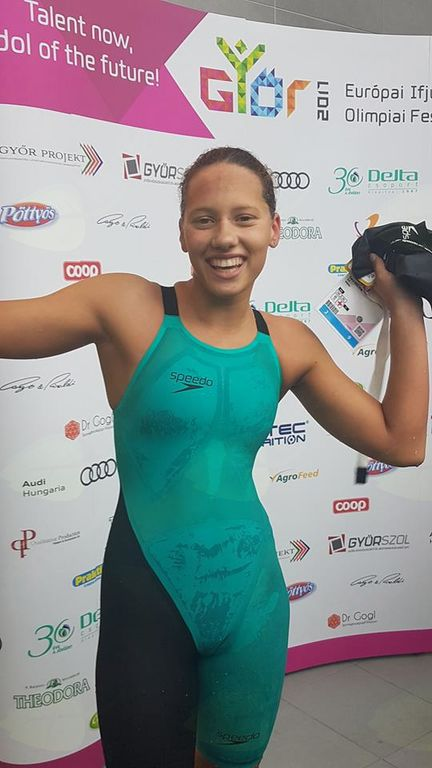 Sara Račnik osvojila še eno zlato medaljo