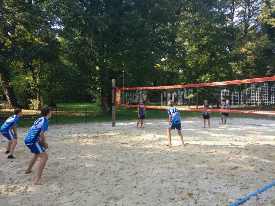 Polfinalno beachvolley prvenstvo za osnovne šole
