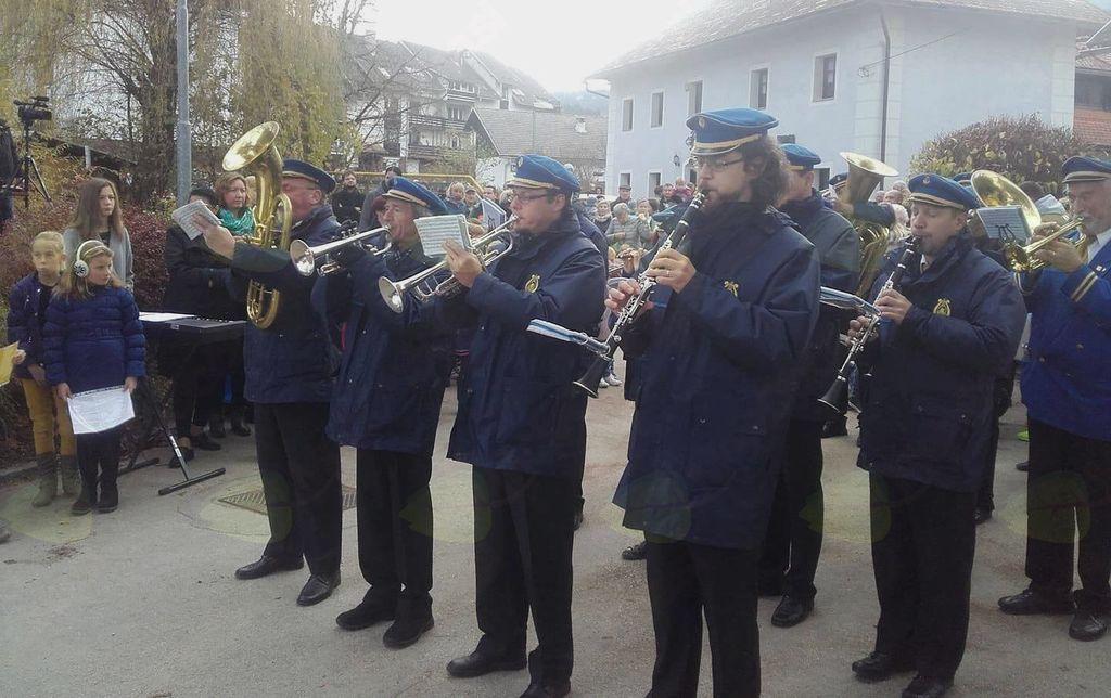 Proslava ob krajevnem prazniku v Kotljah