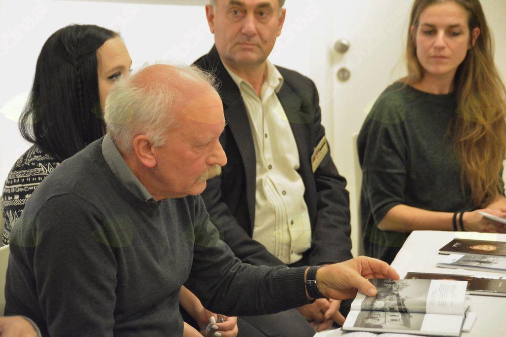 Z Milanom Kamnikom ob njegovem knjižnem prvencu Ibržnik