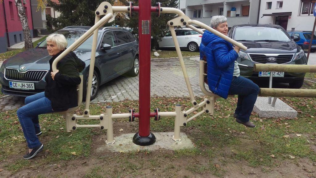 Urbana ureditev Raven na Koroškem – picikl sistem