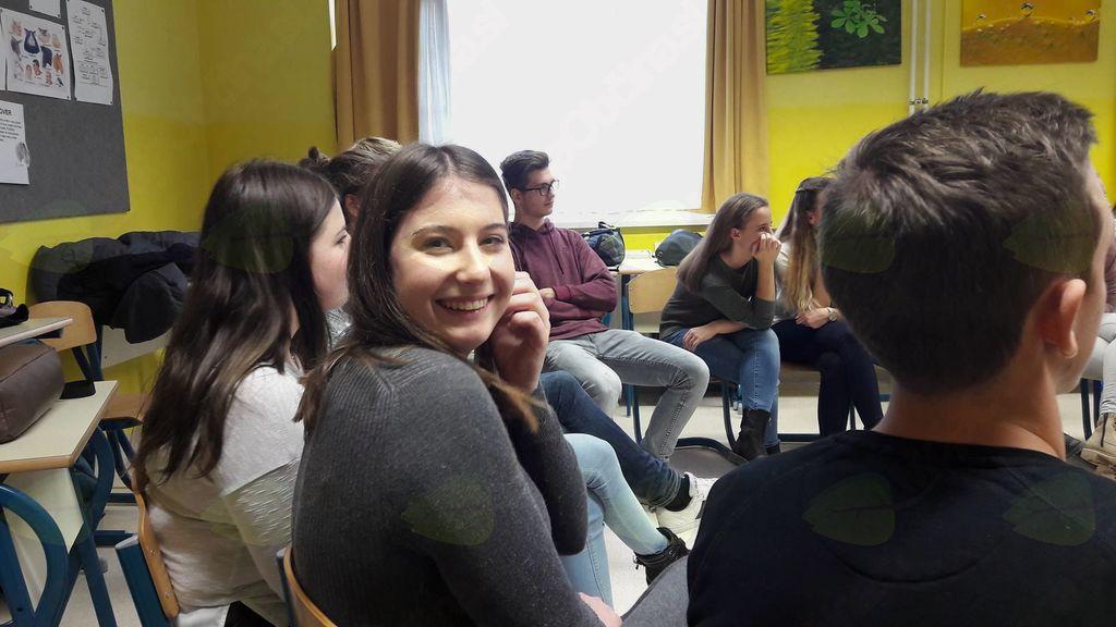 FREE ENGLISH PROJECT na Gimnaziji Ravne na Koroškem