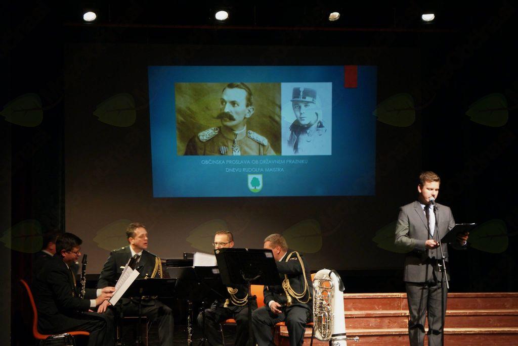 Ob državnem prazniku – dnevu Rudolfa Maistra