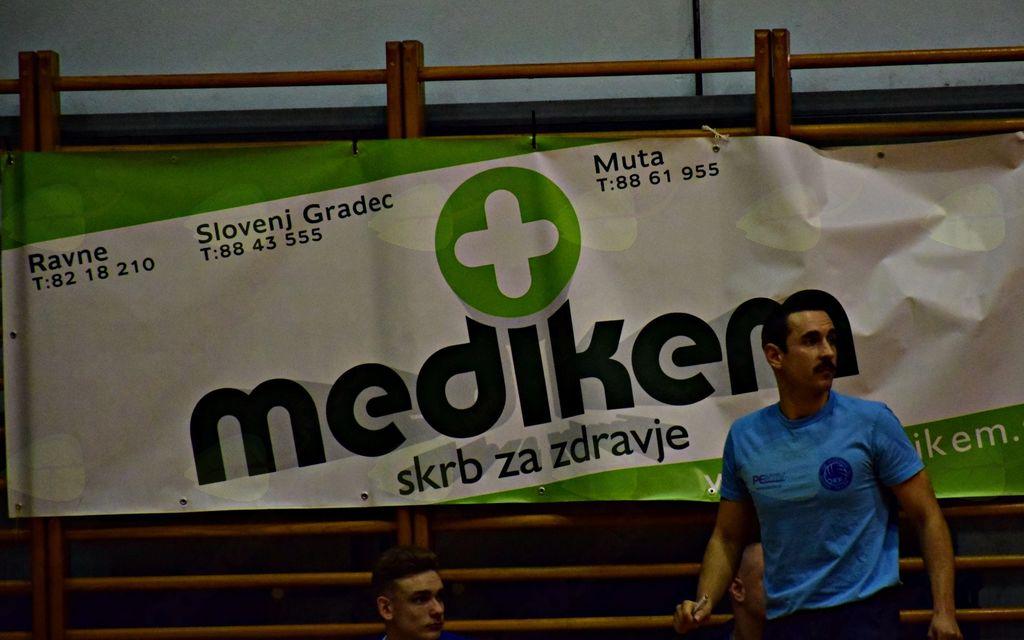 Mladincem OK Fužinar se ni uspelo uvrstiti v veliki finale