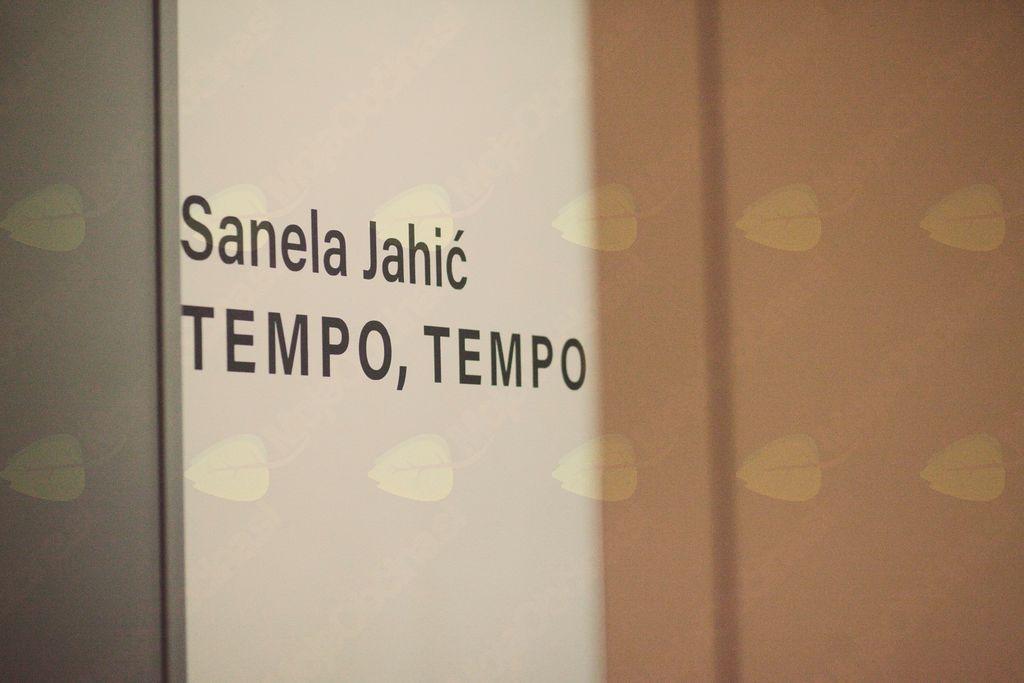 Sanela Jahić: TEMPO TEMPO