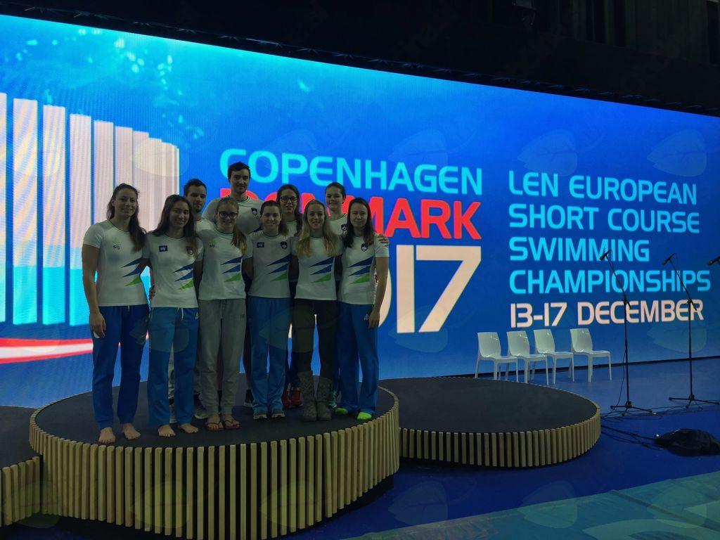 Evropsko prvenstvo v plavanju