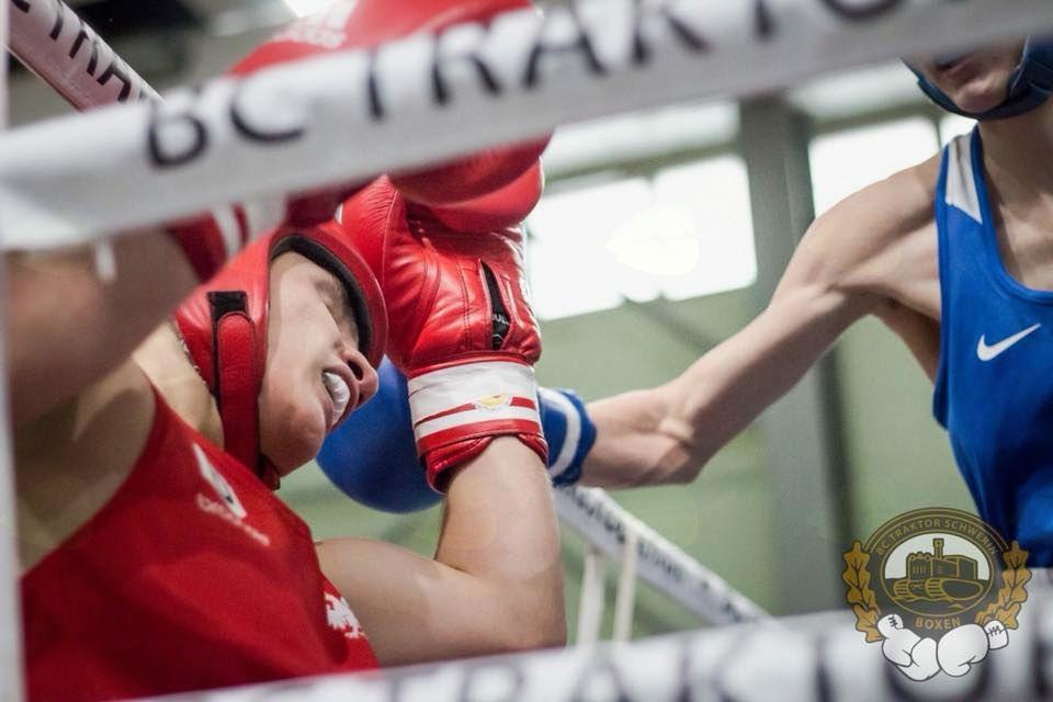 Uspeh mladega boksarja